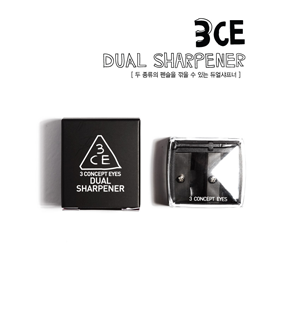 3CE DUAL SHARPENER