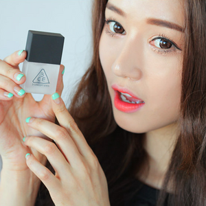3CE NAIL LACQUER_CARE #TOP COAT