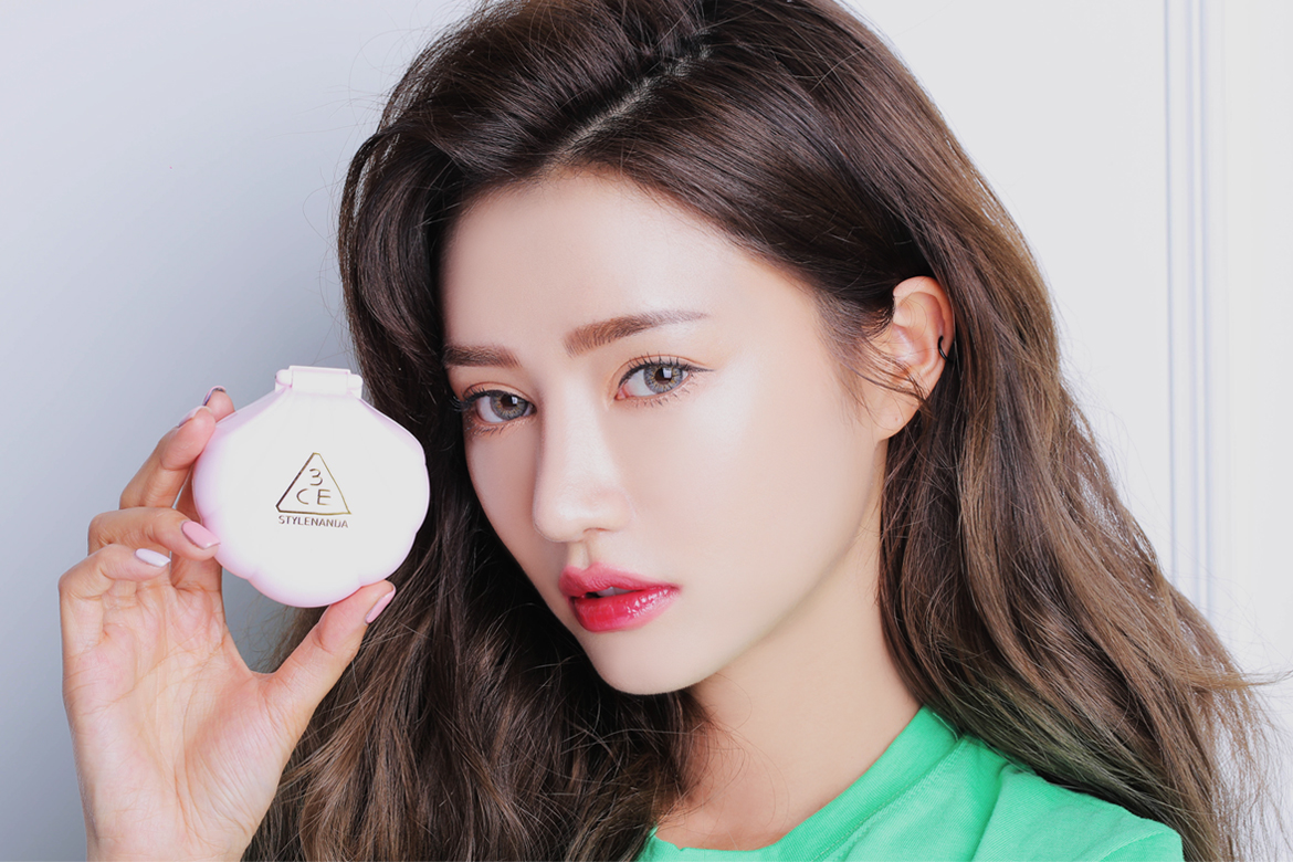 LOVE 3CE BABY GLOW CUSHION