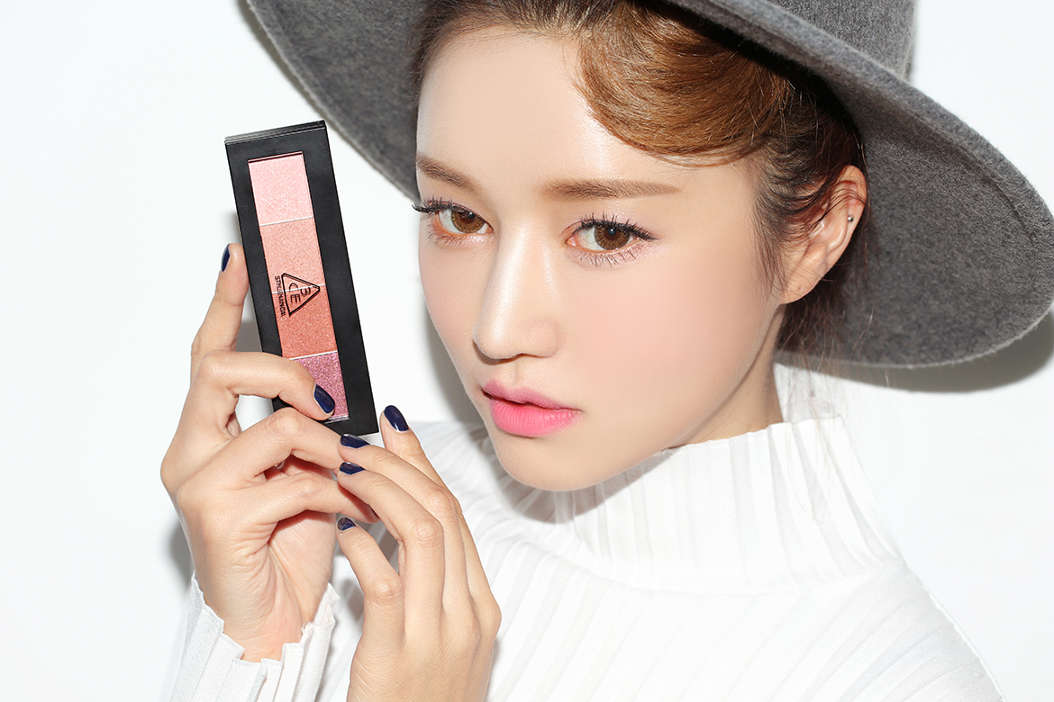 3CE EYE SHADOW PALETTE-#UP CLOSE