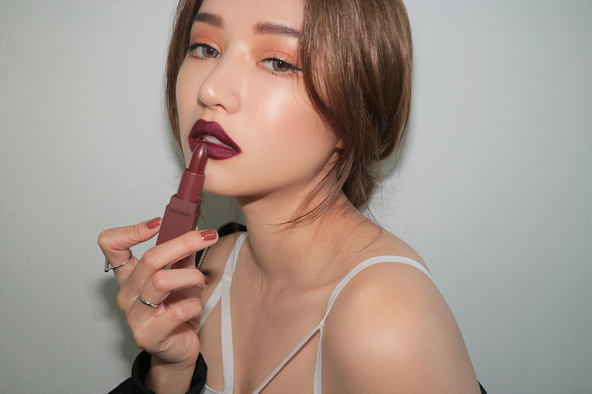[MATTE] 3CE MOOD RECIPE LIP COLOR #117 CHICFUL