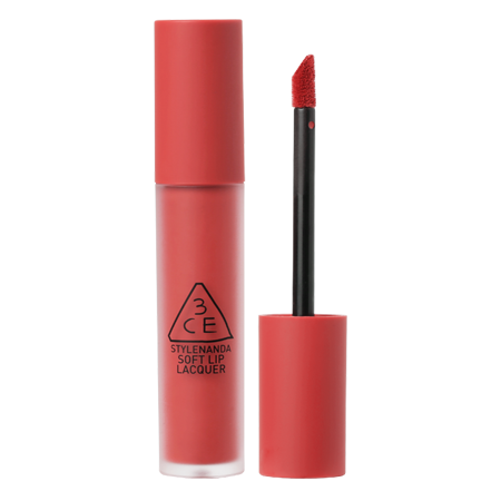 3CE SOFT LIP LACQUER #EXPLICIT