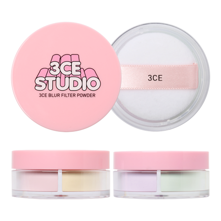 3CE STUDIO BLUR FILTER POWDER