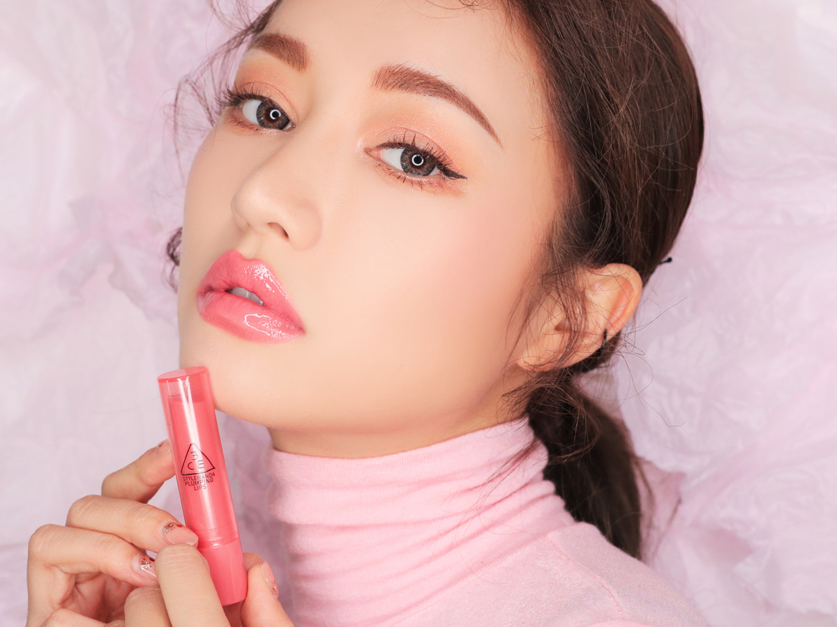 3CE PLUMPING LIPS #PINK