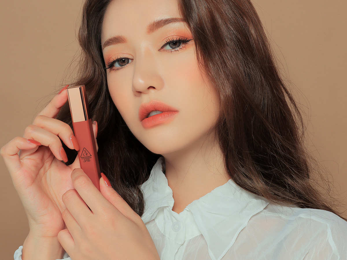 3CE CLOUD LIP TINT #ACTIVE LADY