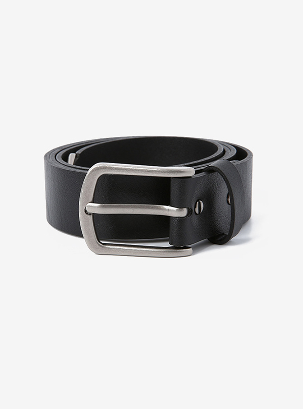 simple square buckle belt