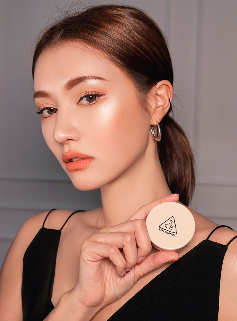 3CE GLOW BEAM HIGHLIGHTER #REAR SIDE#07월 19일부터 순차 배송가능!!