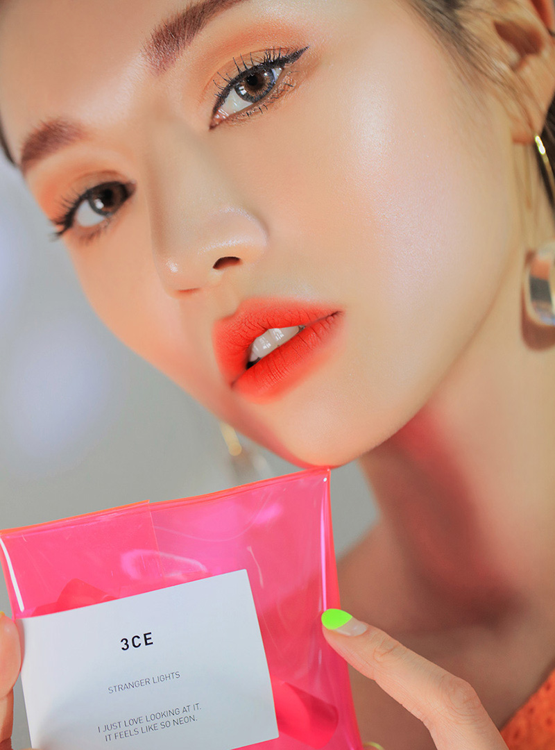 3CE SLIM VELVET LIP COLOR #LAZY BAY
